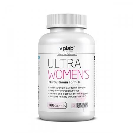 VP Lab Ultra Women's Multivitamin Formula 180 кап.