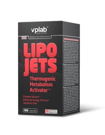 VP Lipo Jets 100caps