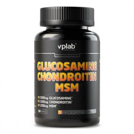 VP Glucosamine & Chondroitin MSM 90tab