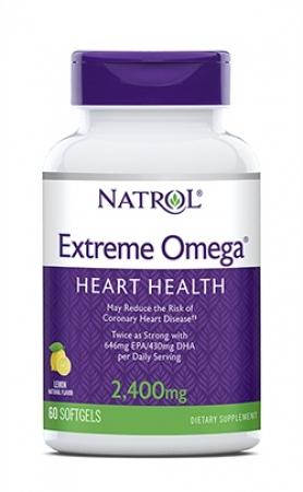 NATROL Extreme Omega 2400 60 капс.