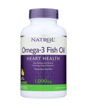 NATROL Omega-3 1000 мг 150 кап