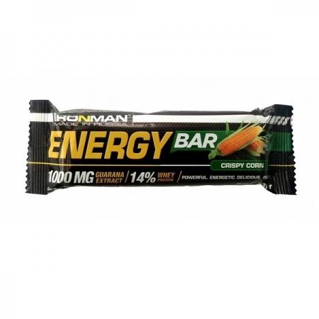 """IRONMAN Батончик с гуараной """"Energy Bar"""" 50 г"""