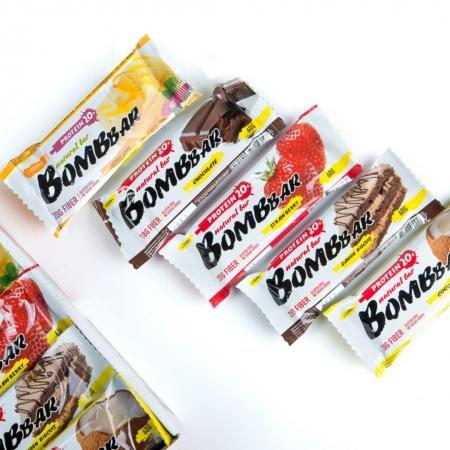 BOMBBAR протеиновый батончик 60 гр