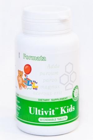 SANTEGRA Детские мультивитамины Ultivit Kids (Ультивит Кидс) 60 таб.
