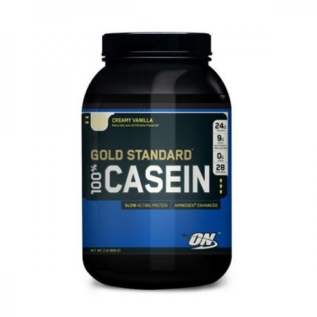 OPTIMUM 100% Casein Protein 900 г