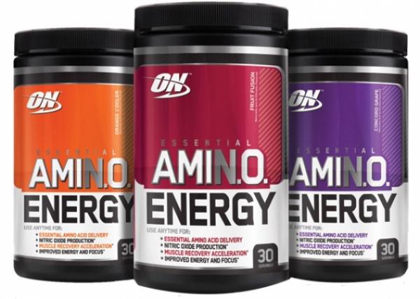 OPTIMUM Amino Energy 30 порций