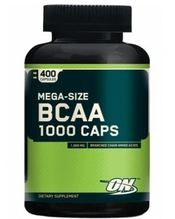 OPTIMUM BCAA 1000 400 кап.