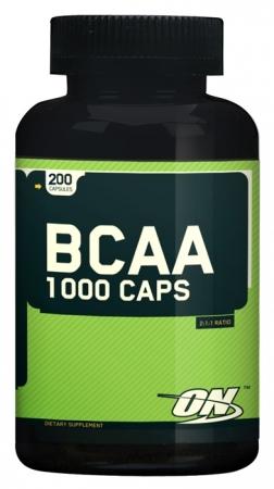 OPTIMUM BCAA 1000 60 кап.