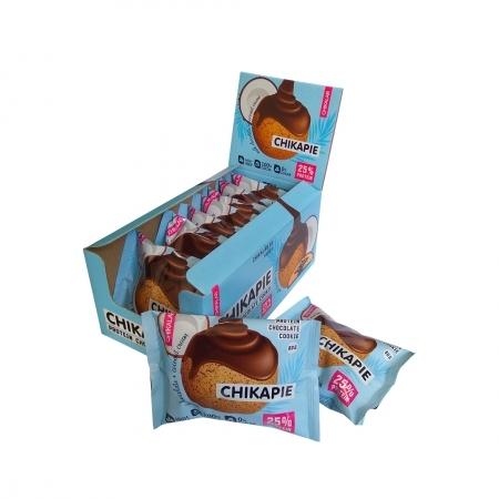 CHIKALAB Печенье глазированное с начинкой 60 гр.