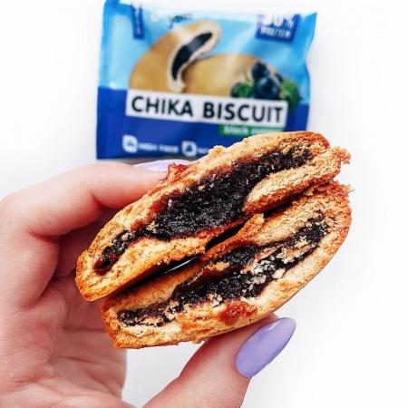CHIKALAB Печенье неглазированное с начинкой 50 гр