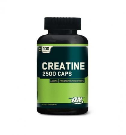 OPTIMUM Creatine 2500 mg 100 кап.