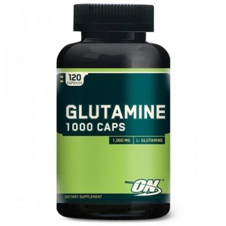OPTIMUM Glutamine caps 1000 mg 120 кап.