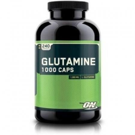 OPTIMUM Glutamine caps 1000 mg 240 кап.