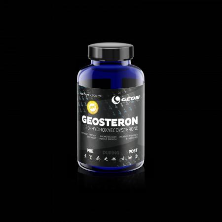 GEON Geosteron (экдистерон) 100 капс.