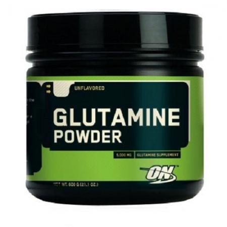 OPTIMUM Glutamine powder 600 г
