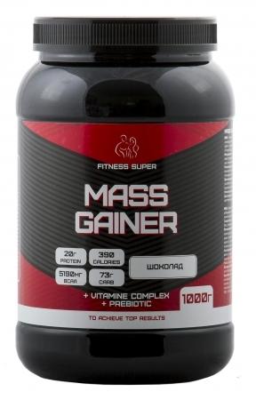 FITNESS SUPER Mass Gainer 1000 гр