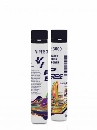 Liquid & Liquid Guarana Viper 3000 (25ml)