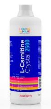 Liquid & Liquid L-Carnitine Crystal 2500 (1л)