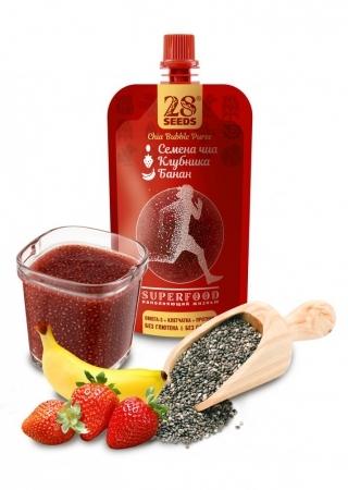 28 SEEDS пюре фруктовое 110 гр