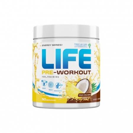 LIFE PRE-Workout 50 servs