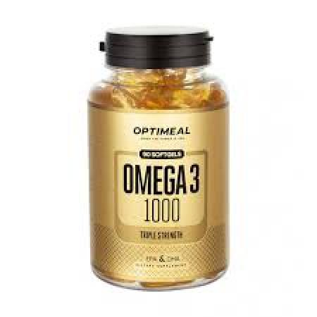OptiMeal OMEGA 3 200капс