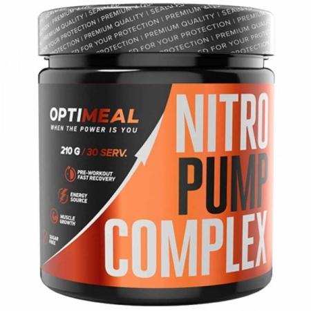 OptiMeal Nitro Pump Complex (210 гр)