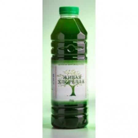 """Напиток органический """"Живая Хлорелла"""" 1л"""