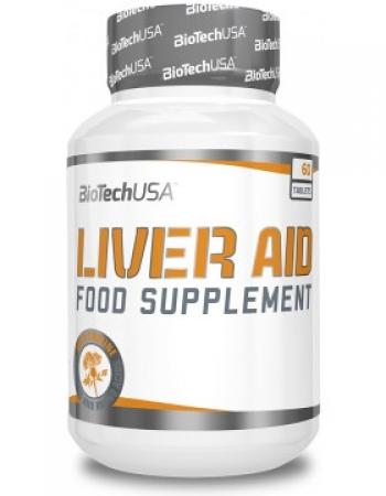 BioTech USA  Liver Aid 60 таб.